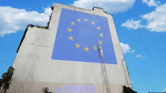 JC White captures Banksy & Recruitment continues…