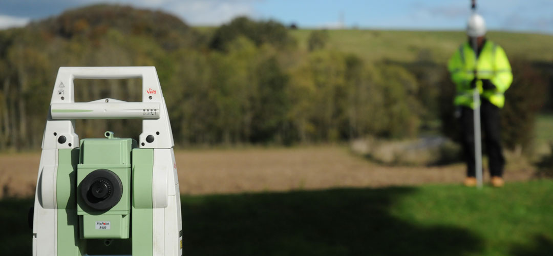 JC White Topographical Survey in Kent, London and SE England