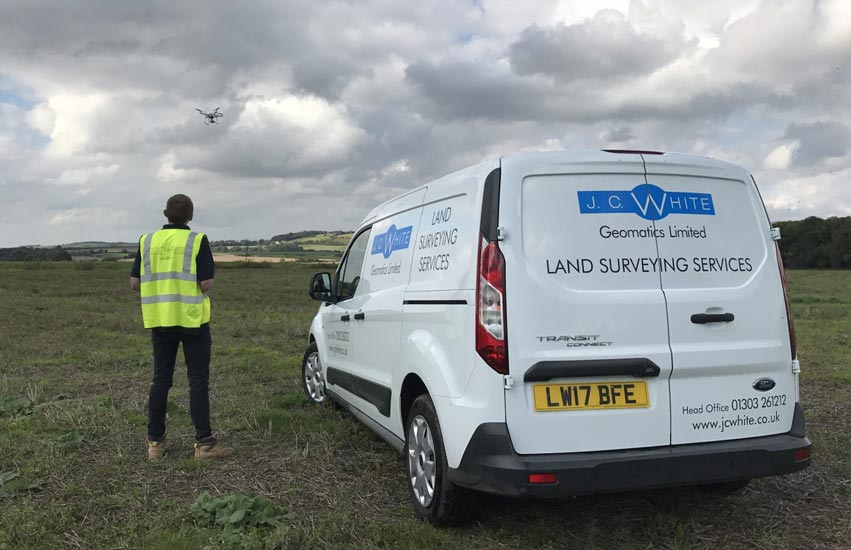 Spreading our wings with UAV (drone) aerial surveys
