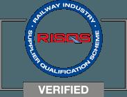 RISQS Railway Industry Supplier Qualification Scheme Verified