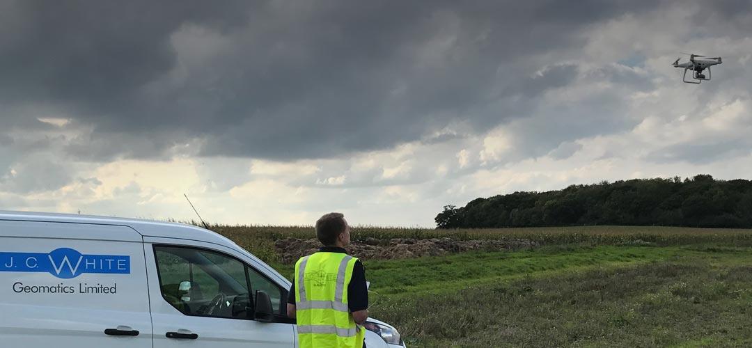 UAV Survey Kent, London and South East England